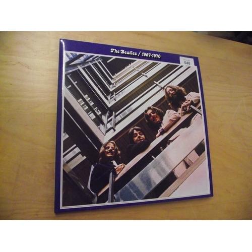 15 - The Beatles 1967 to 1970 Vinyl Album...