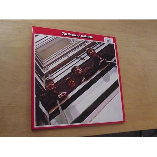 18 - The Beatles 1962 - 1966 Vinyl Album...