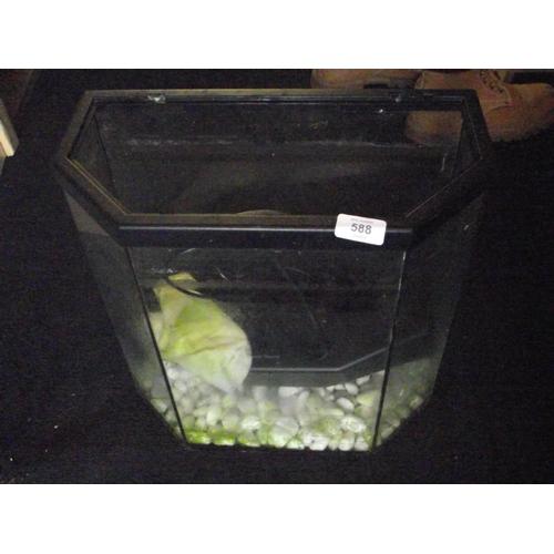 3 - Small fish tank...