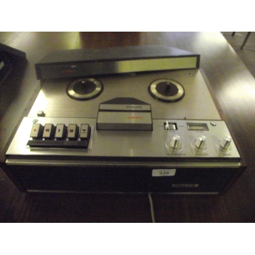 33 - Philips 4307 reel to reel...