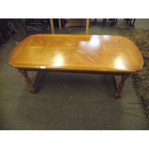 29 - Large coffee table....