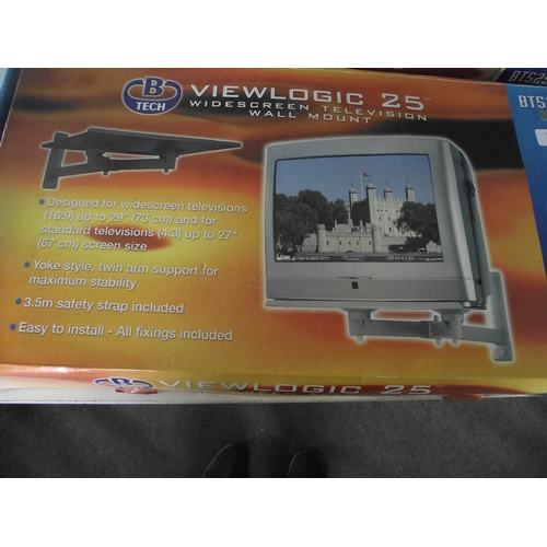 112 - TV Wall mount 16-29 inch...