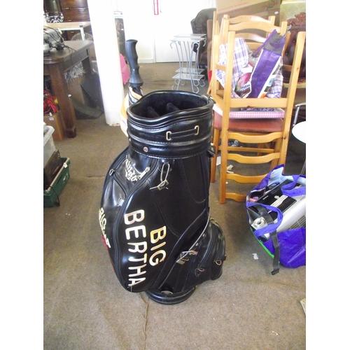 6 - Callaway Big Bertha Golf Bag...