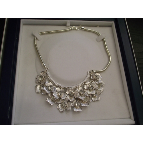 27 - Boxed Chic Collection Necklace...