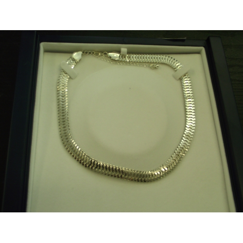 28 - Boxed Chic Collection Necklace...