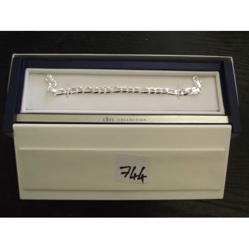 29 - Boxed Chic Collection 925 silver  Bracelet...