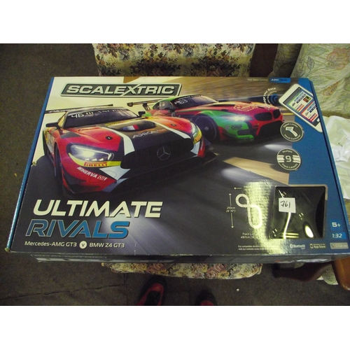 31 - Scalextrix Ultimate Rivals set...