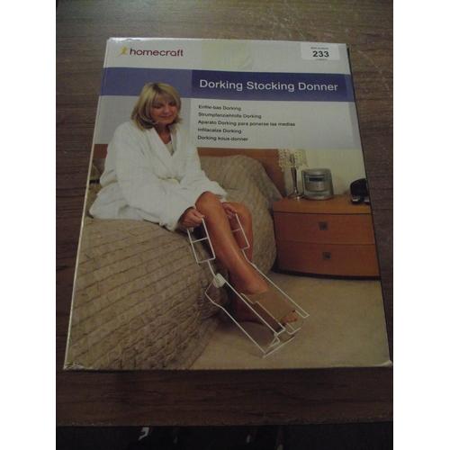 51 - homecraft dorking stocking donner rrp £26.99...