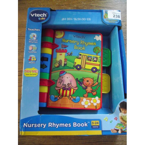 54 - V Tech baby Unit boxed...