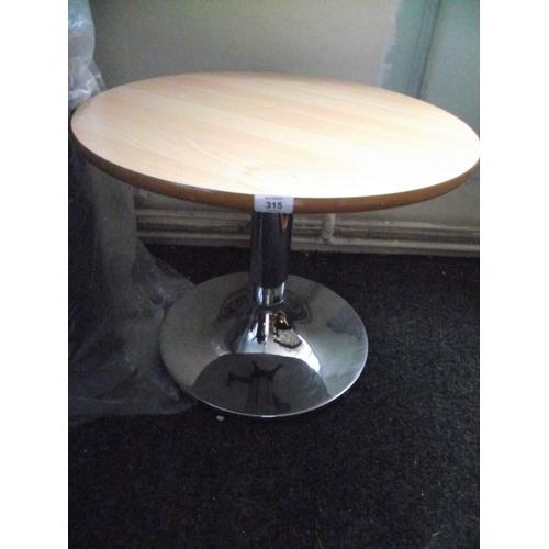 16 - Heavy table...
