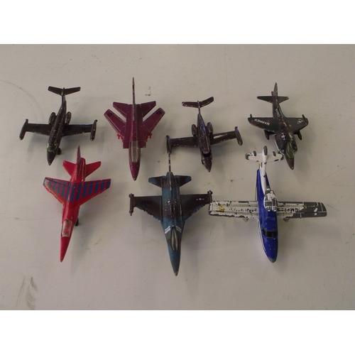 26 - Various Die cast planes...