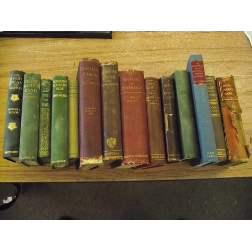 48 - Various assorted Vintage books...