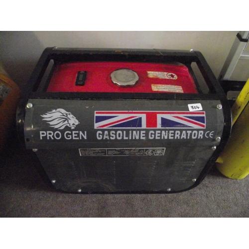 51 - Pro Gen petrol generator....