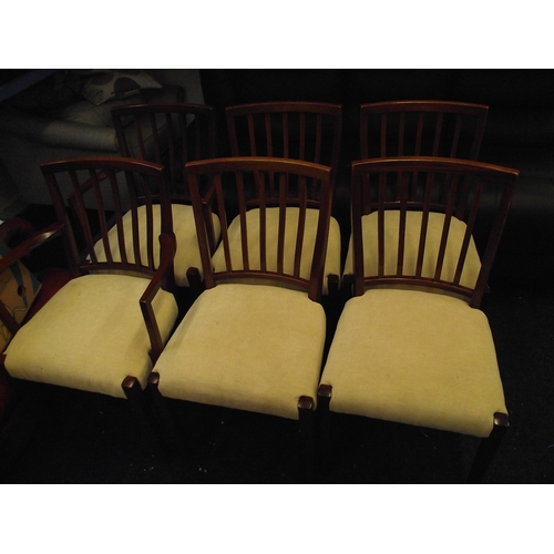 883 - 6 Dining Chairs...