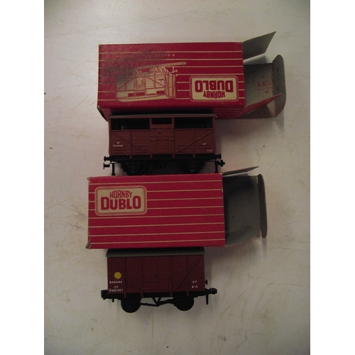 900 - hornby duplo 4301 and 4630 both boxed in as new condition...