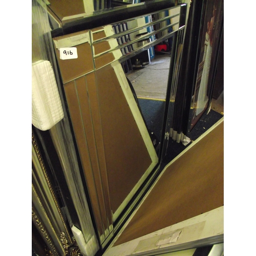916 - 70 x 100 all glass...