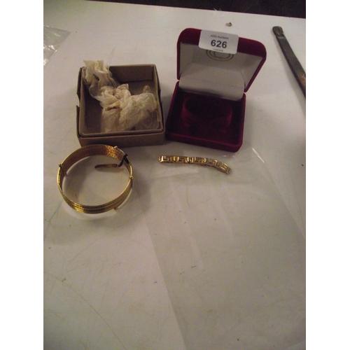 4 - Corocraft bracelet boxed plus 1 other...