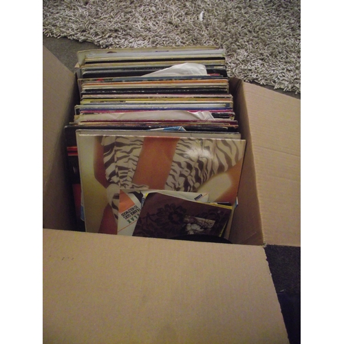 13 - Box of lps...