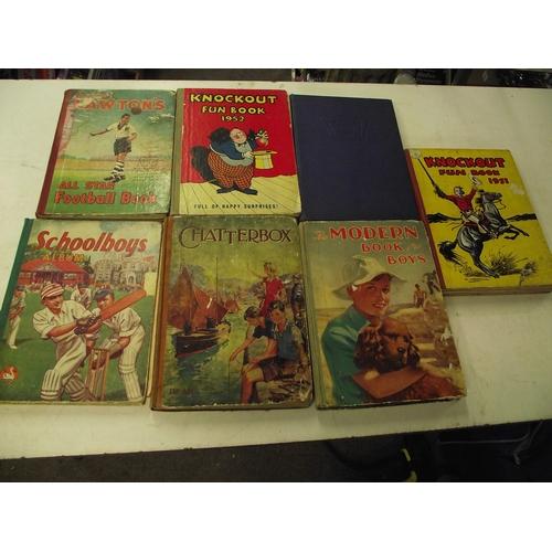 39 - 7 vintage children's books....