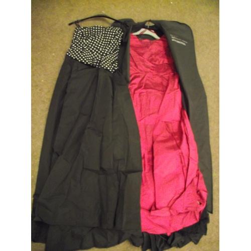 10 - 2 Evening dresses size 12....