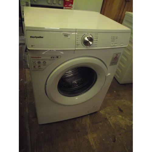 11 - New Montpellier washer...