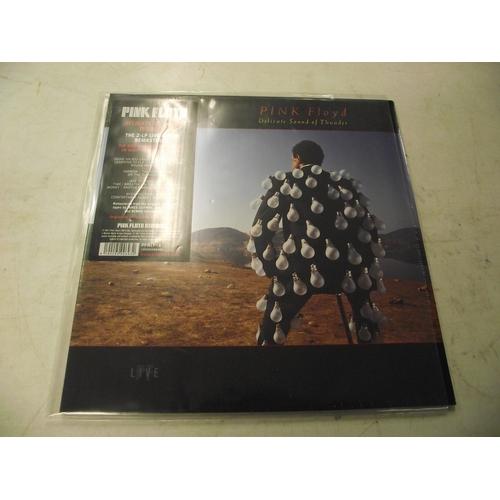 44 - Pink Floyd double album Delicate sound of thunder vinyl LP sealed new....