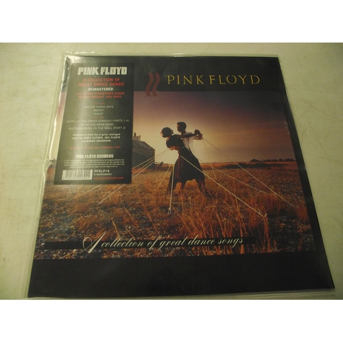 45 - Pink Floyd Collection of great dance songs Vinyl LP sealed new....