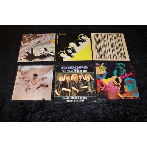 46 - 6 X LP Records Stiff Little Fingers ect....