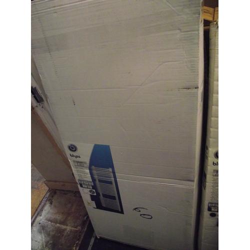 47 - blyss radiator 1200mm by 500mm...