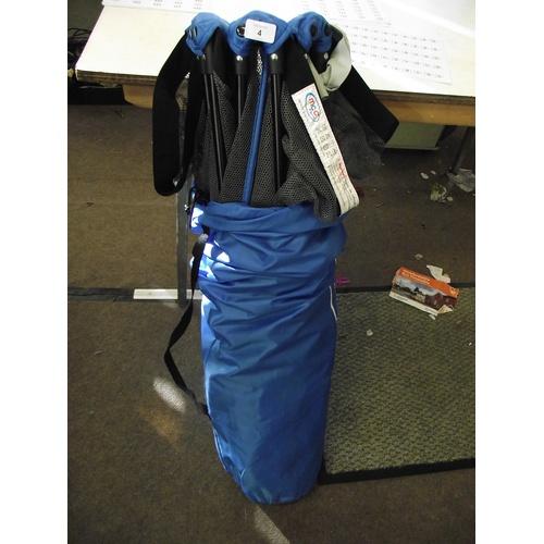 4 - Good Quality folding travel cot...