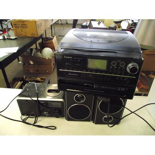 21 - Logik stereo etc...