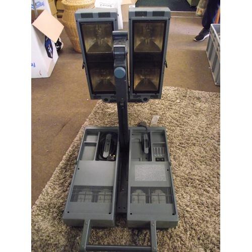 23 - Phillips Sunmobile Folding Tanning unit...