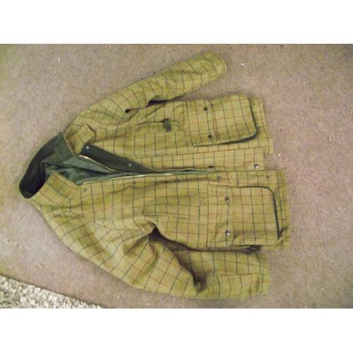 54 - Walker and Hawkes country 3/4 jacket medium....