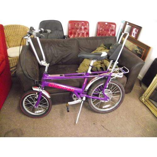 53 - Mark 3 chopper bike...
