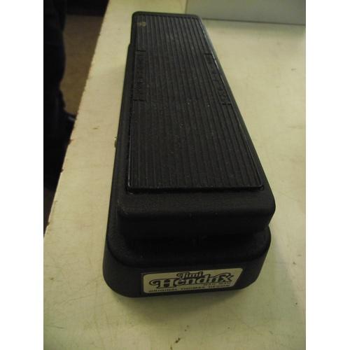 12 - Jimi Hendrix Wah Wah pedal Thomas design....