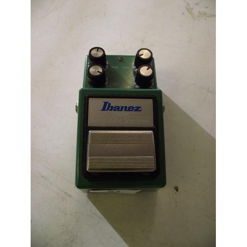 21 - Ibanez TS9DX Turbo Tube Screamer guitar effect pedal....