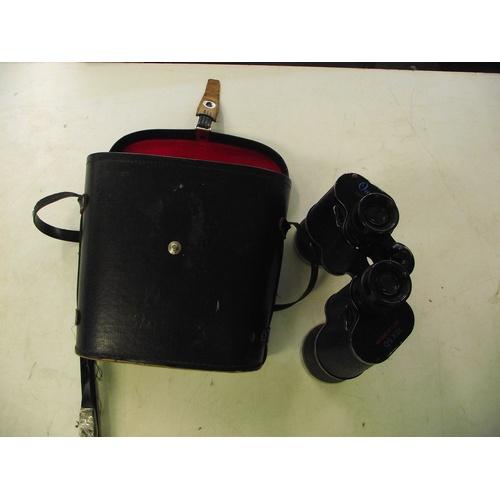 39 - Omiya 10 x 50 binoculars cased....