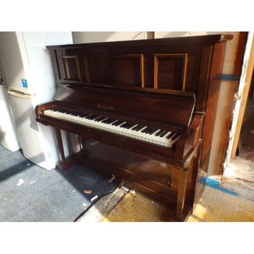 30 - Good quality Boyd of London overstrung upright piano. Local delivery can be arranged....