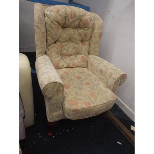 36 - Quality HSL comfortable easy chair as advertised on TV....