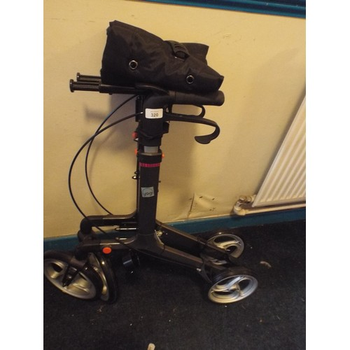 40 - Yogi mobility aid...