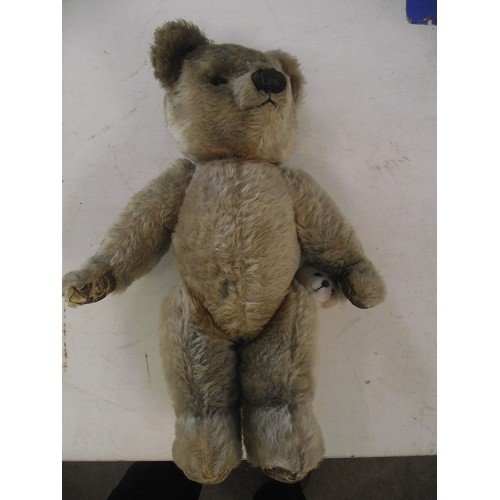 58 - Vintage growler Teddy bear....