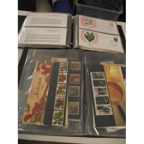 111 - Large collection of first day covers...