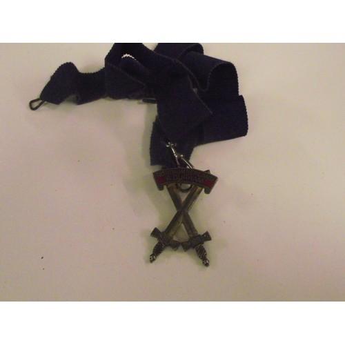 86 - Masonic medal