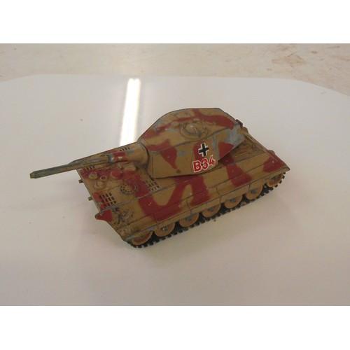 323 - Corgi king tiger tank