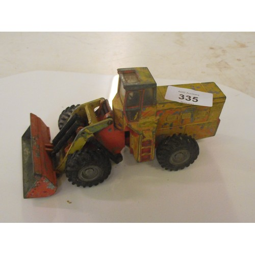 335 - Dinky tractor shovel
