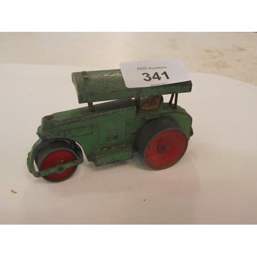 341 - Dinky steam roller