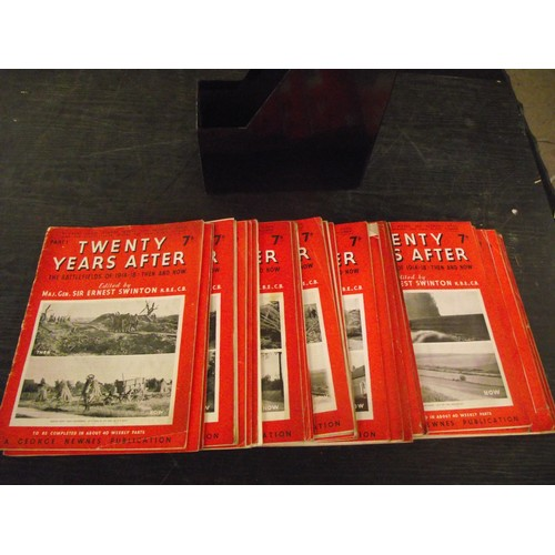 396 - Collection of Twenty Years After Battlefields 1914 on.