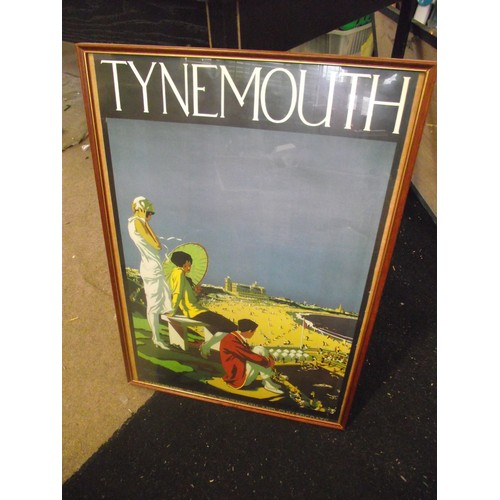 479 - Tynemouth print 2ft 6 approx