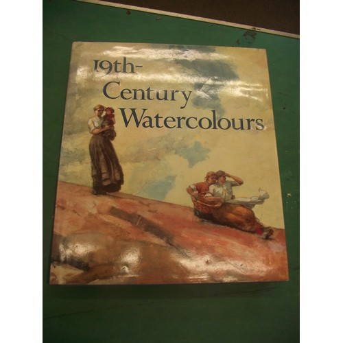 447 - Large Watercolour reference book.