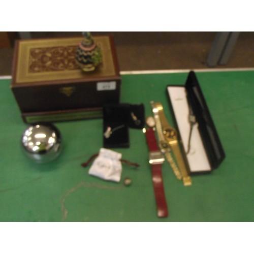 472 - Various jewellrey ect